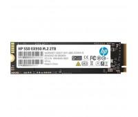 Твердотельный диск 2TB HP EX950 M.2, NVMe 3D TLC [R/W - 3500/2900 MB/s] (5MS24AA)