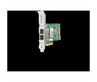 Двухпортовый адаптер главной шины HP 82Q 8 Гбит/ с PCIe Fibre Channel (AJ764A)