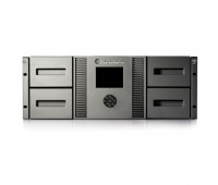 Ленточная библиотека HP MSL4048 0-Drive Tape Library 0-Drive Tape Library (up to 2 FH or 4 HH Drive), incl. Rack-mount hardware, Yosemite Server Backup software (AK381A)