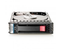 "Жесткий диск HP MSA, 600GB 2,5"" (SFF) SAS 15K 12G Hot Plug Dual Port (J9F42A)"