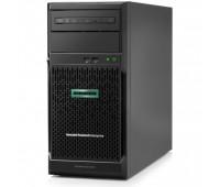Сервер HPE ProLiant ML30 Gen10 TWR/ 4U/ Xeon E-2224/ 16GB/ 8x SFF (up 8)/ noODD/ Smart Array S100i/ 2x 1GbE/ 1x 500W (up 2) (P16930-421)