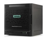 Сервер HPE ProLiant MicroServer Gen10/ AMD Opteron X3421/ 8GB/ Marvell 88SE9230 (SATA/ZM/RAID 0/1/10)/ noHDD(up 4 LFF)/ 2x PCI3.0/ noODD/ 2x 1GbEth/ PS 200W (NHP) (P04923-421)
