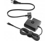 Дорожный адаптер питания HP USB-C 65 Вт (X7W50AA#ABB)
